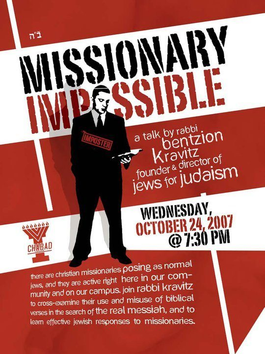 Missionary Impossible